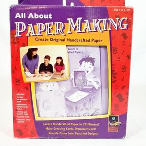 All About Paper Making Handcrafted Paper DaMert Co
